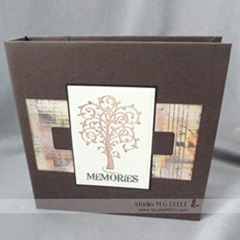 Fall Tree Mini Album